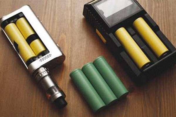 Bộ phần pin thuốc lá điện tử