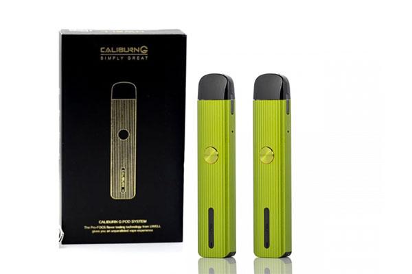 caliburn g green