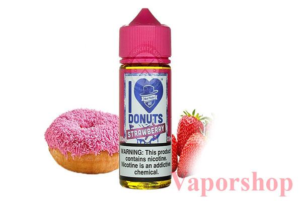 Hương vị Strawberry Donut