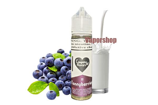 Juice Milk Nannyberries 3ni