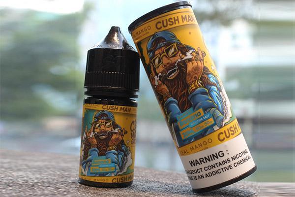 Juice juul lạnh Mango Banana Cushman