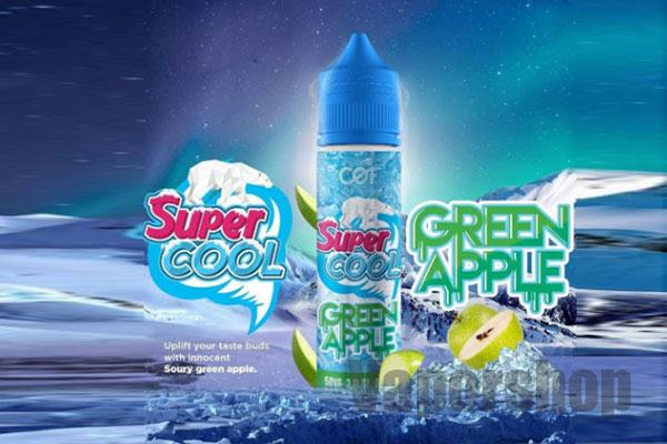 Super Cool GREEN APPLE