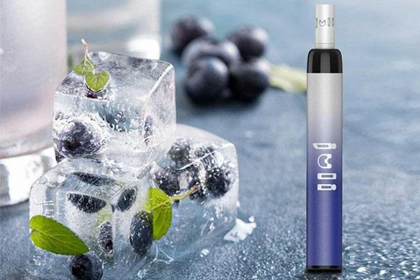 Việt quất đường lạnh ( Juliet plus blueberry ice)