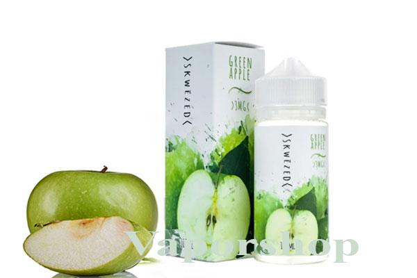 Green apple (Táo xanh lạnh)