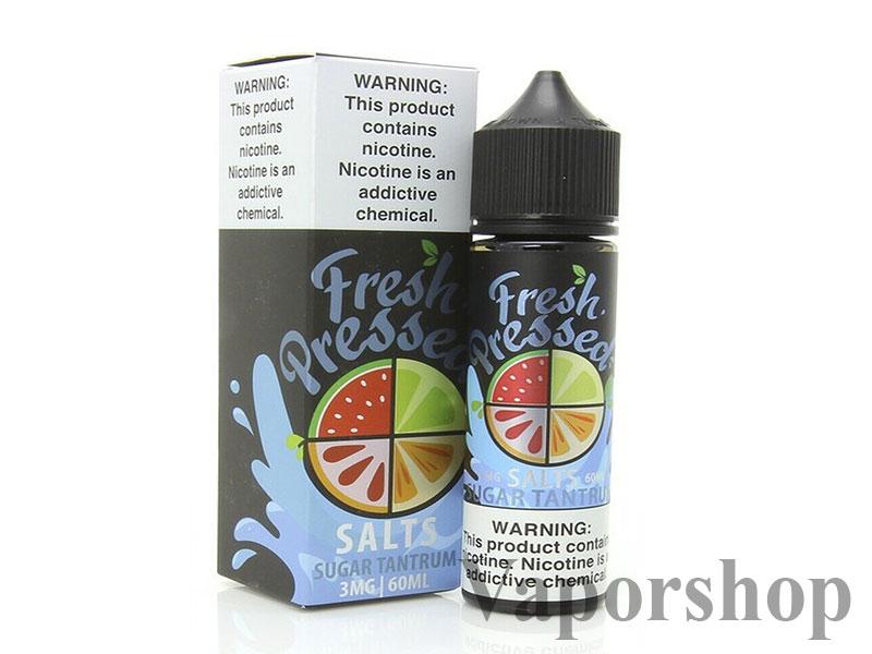 Tinh dầu Salt Nic mỹ Sugar Tantrum - Hương vị bánh Hồ Đào