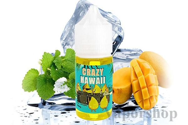 Juice salt nic crazy hawaii (Xoài chín lạnh)