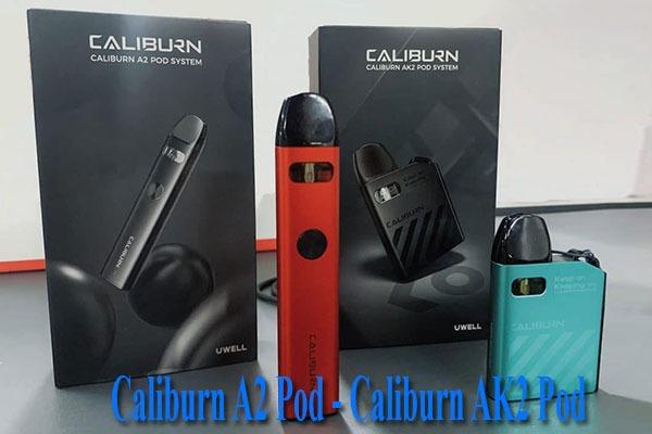 Caliburn A2 Pod - Caliburn AK2 Pod