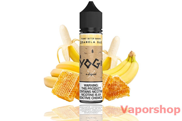Vị bơ, chuối, mật ong đầy hấp dẫn
