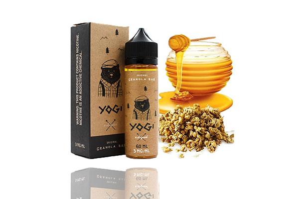 Yogi original granola bar