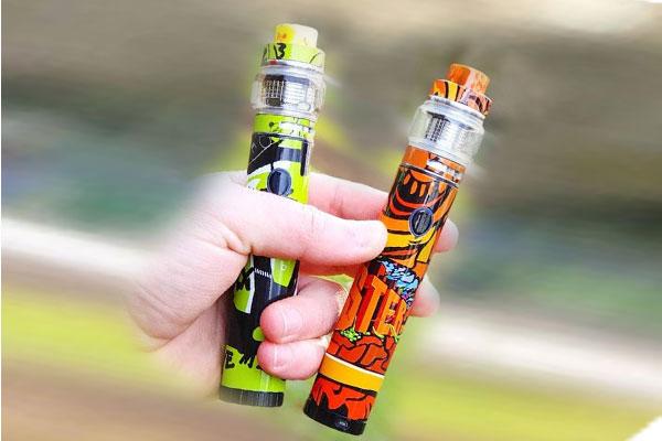 Freemax Twister 80W Mini Kit.