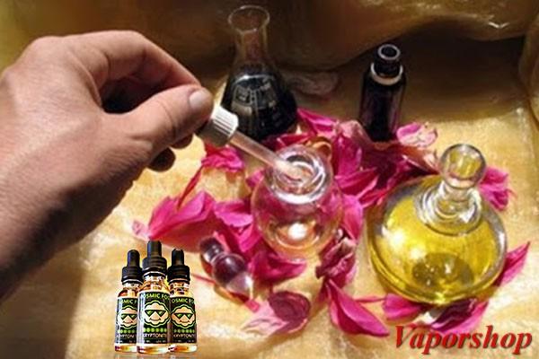 hương liệu pha vape