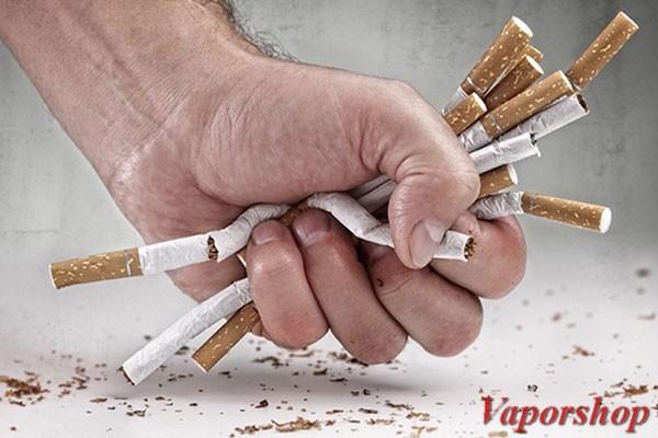 muốn cai thuốc lá