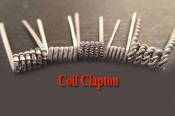 Bộ Coil Clapton cao cấp