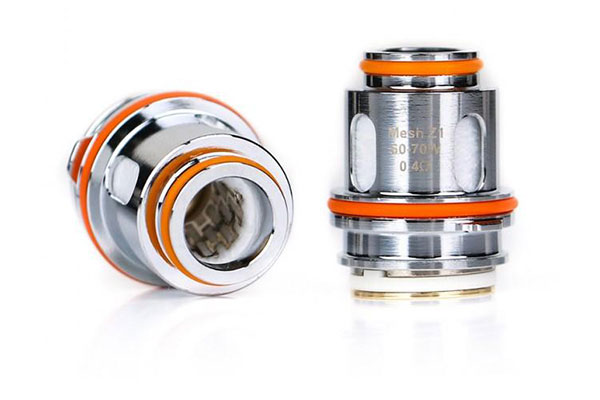 MESH REPLACEMENT COILS