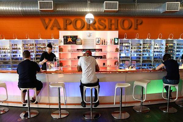 Shop vaporshop có chế độ đãi ngộ cao