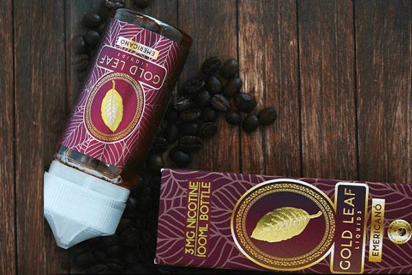Thuốc lá cafe - Emericanoa