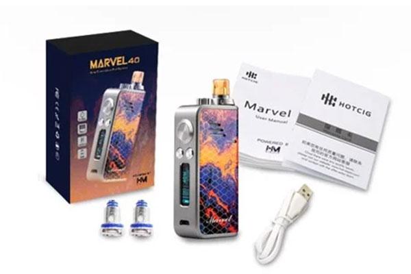 Trọn bộ Pod Marvel khi mua