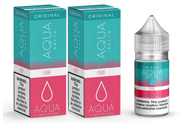 Tinh dầu Aqua pure salts