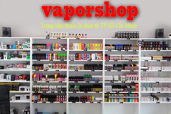 SHOP thuốc lá điện tử hcm