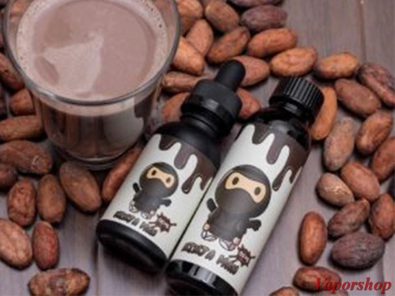 Ninja man Socola sữa dành cho Vape