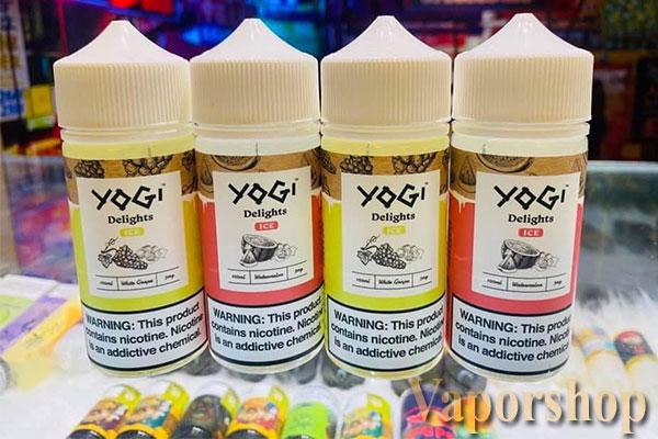 Juice Mỹ dòng Freebase Yogi
