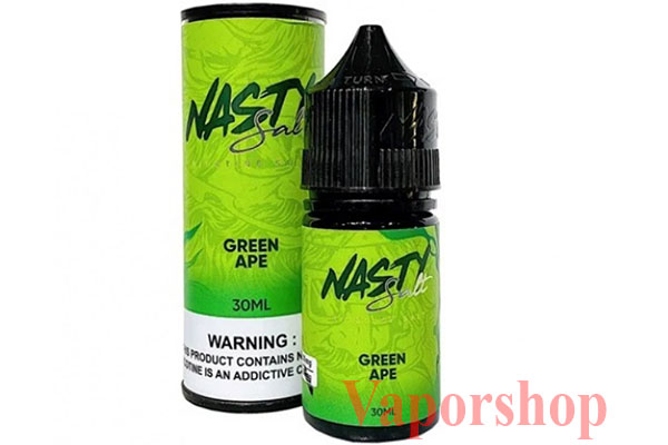 Nasty salt green ape