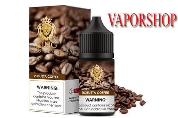 KING COFFEE SALT NIC 30ML
