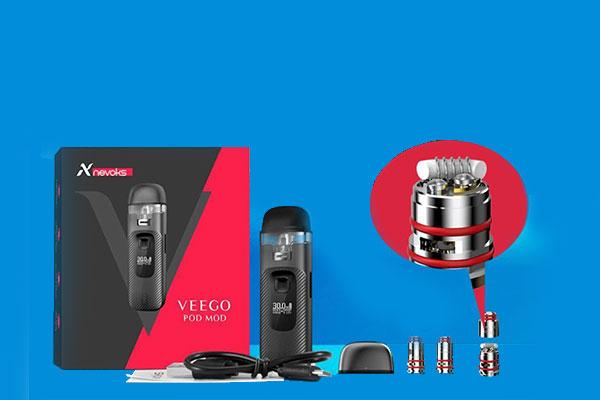Trọn bộ sản phẩm khi mua Veego