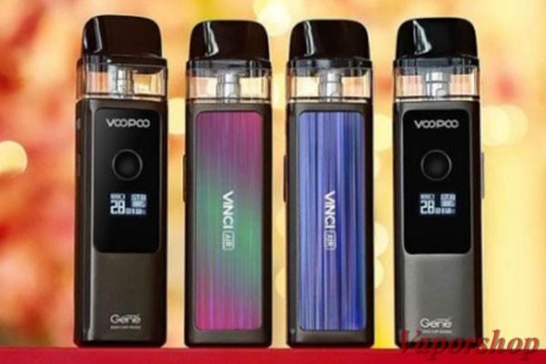 Các dòng sản phẩm của Vape đều được thiết kế rất ấn tượng