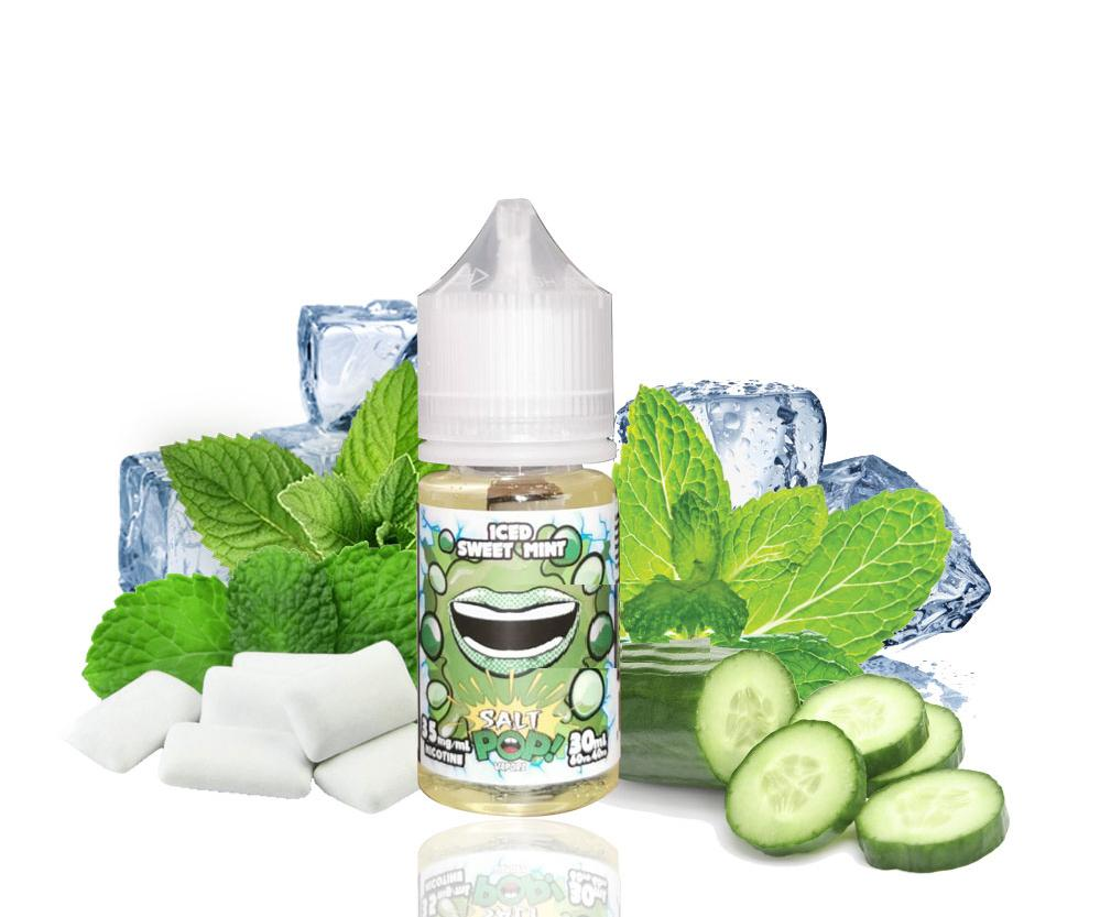 ICED POP SALT SWEET MINT 30ML
