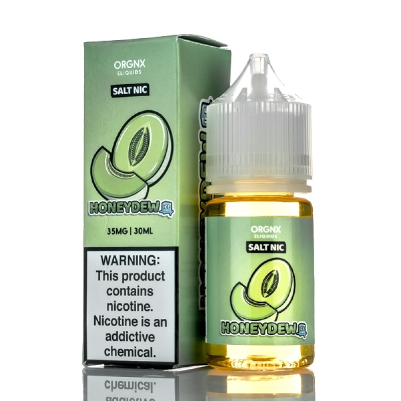 ORGNX HONEYDEW ICED SALT 30ML