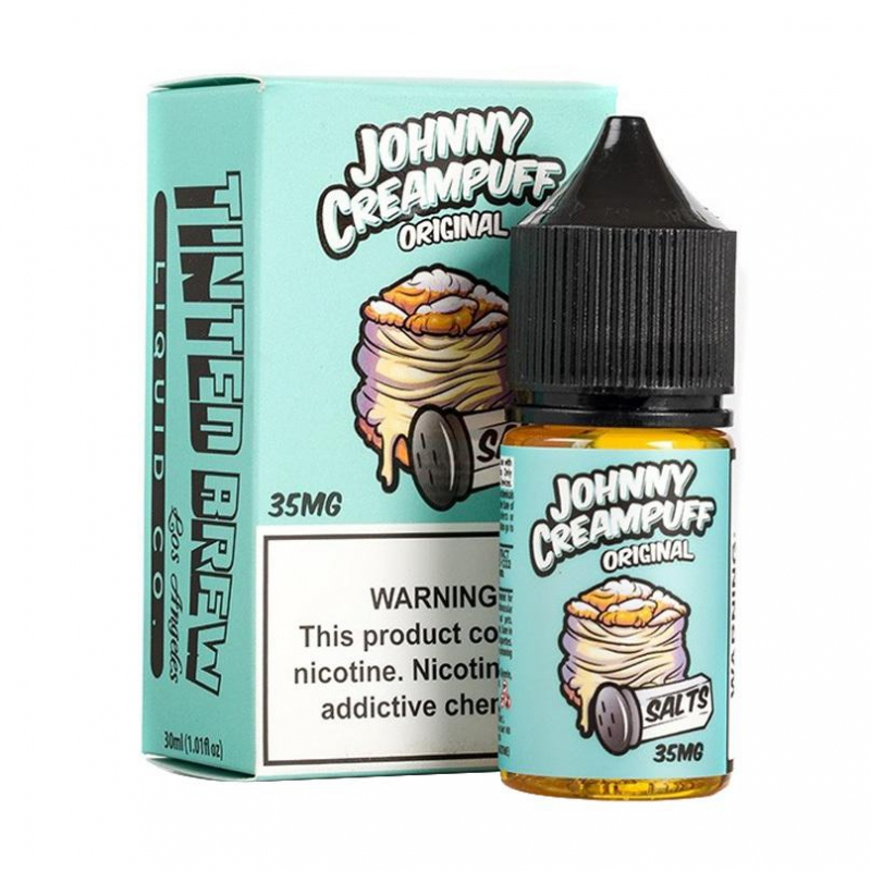 JOHNNY CREAMPUFF SALTS ORIGINAL 30ML