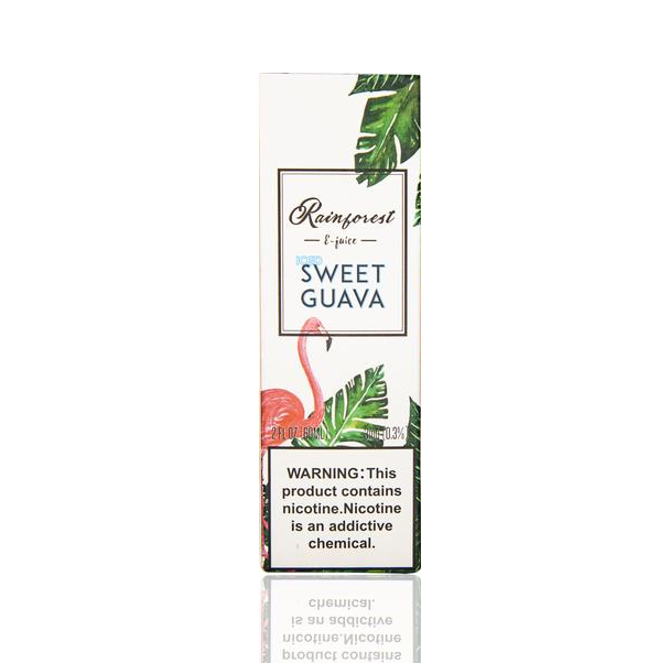 RAINFOREST SWEET GUAVA ICED 60ML