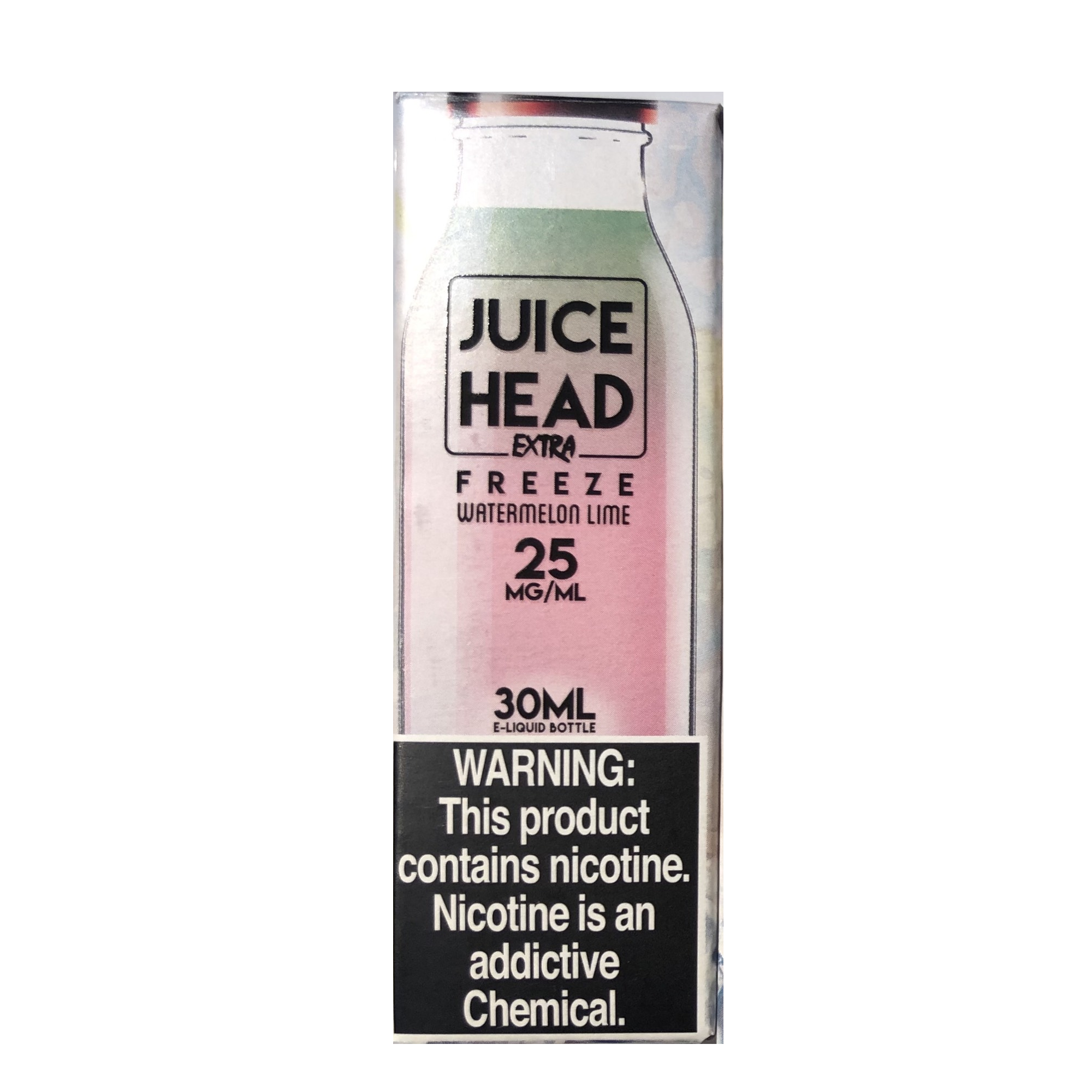 JUICE HEAD EXTRA FREEZE SALT WATERMELON LIME 30ML