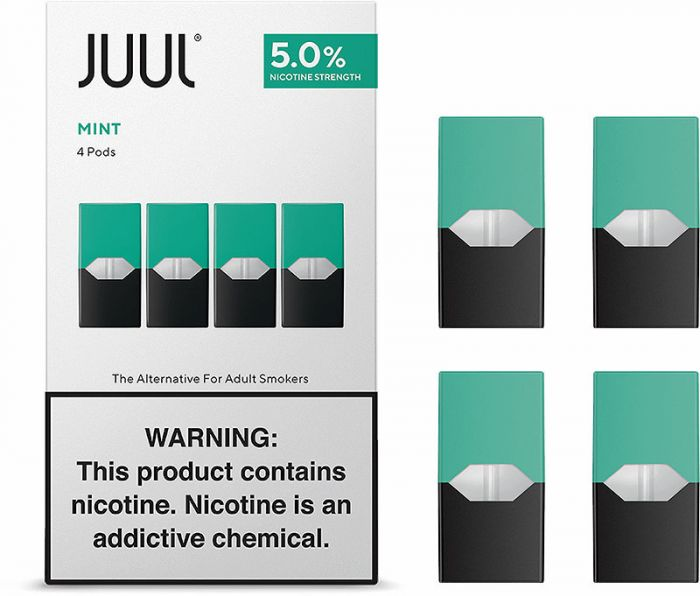 POD JUUL COOL MINT
