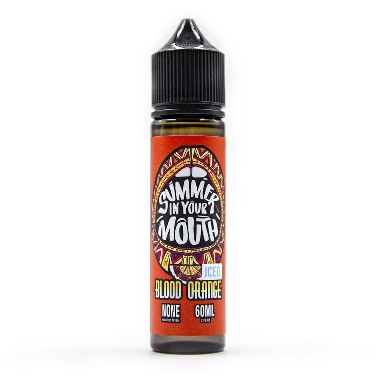 SUMMER IN YOUR MOUTH ICED BLOOD ORANGE 60ML